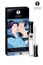 Gloss divin plaisir oral eau de coco : L'art du plaisir oral ultime, by Shunga!