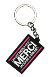Porte-clés J&M logo rectangulaire