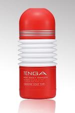 Tenga Rolling Head Original : Le masturbateur qui porte une attention toute particulière à la stimulation  de votre gland !
