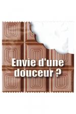 Préservatif humour - Envie D'une Douceur : Préservatif Envie D'une Douceur, un préservatif personnalisé humoristique de qualité, fabriqué en France, marque Callvin.